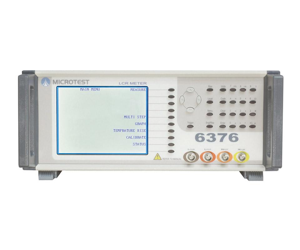 直流电阻LCR电桥测试仪