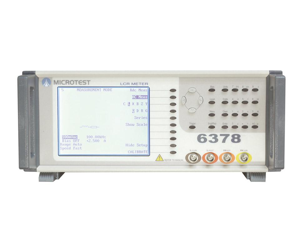 LCR测试仪的使用方法