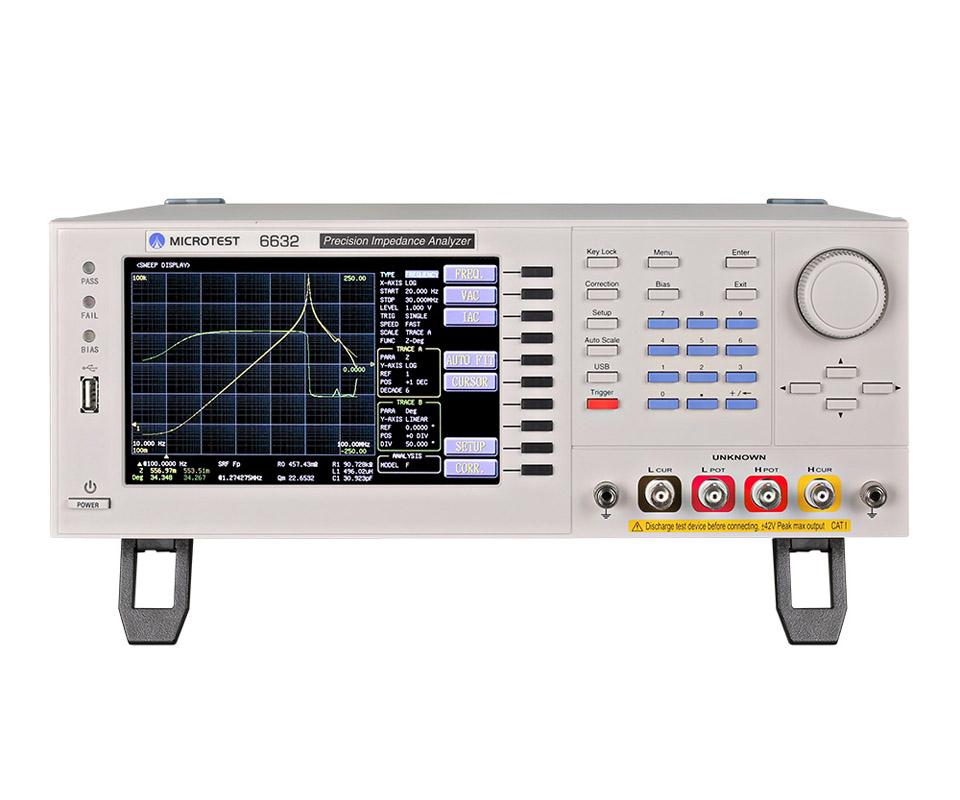 压电陶瓷阻抗分析仪