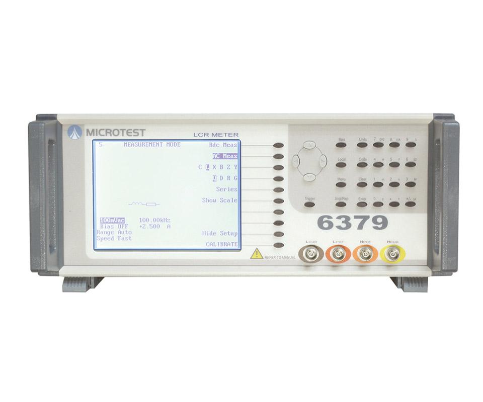 阻抗分析仪测介电常数